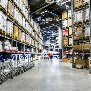 Redding Network Warehouse Video Security Systems